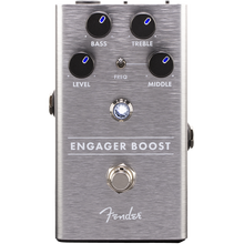 Fender Engager Boost Pedal for Electric Guitar - The Music Gallery
