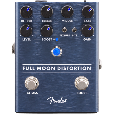 Fender Full Moon Distortion Pedal - The Music Gallery