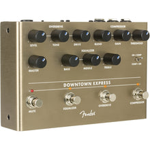 Fender Downtown Express Bass Multi Effect Unit