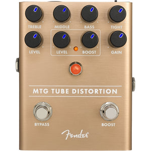 Fender MTG Tube Distortion Pedal - The Music Gallery