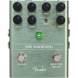 Fender The Pinwheel Rotary Pedal - The Music Gallery