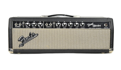 Used 1966 Fender Bandmaster Head w/Cover A18242