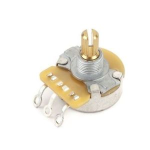 Genuine Fender® 1 Meg Audio Taper Split Shaft Potentiometer | The  Music Gallery