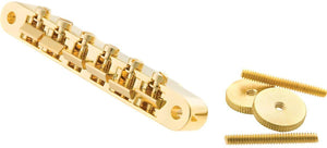 Gibson Historic Non-wire ABR-1 Bridge in Gold PBBR-065 - The Music Gallery