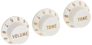 Fender® Stratocaster Knobs