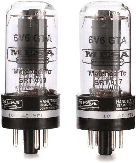 MESA/Boogie® 6V6 GTA STR 417 (DUET) Power Tubes