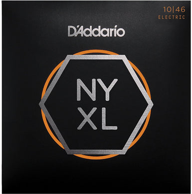 D'Addario NYXL Regular Light .010-.046 Nickel Wound Electric Guitar Strings