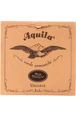Aquila Corde Armoniche New Nylgut Ukulele Soprano Regular Ukulele Strings | The  Music Gallery