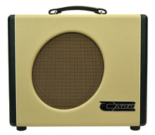 Used Carr Mercury V 1x12 Combo Amplifier in Cream and Green 0666