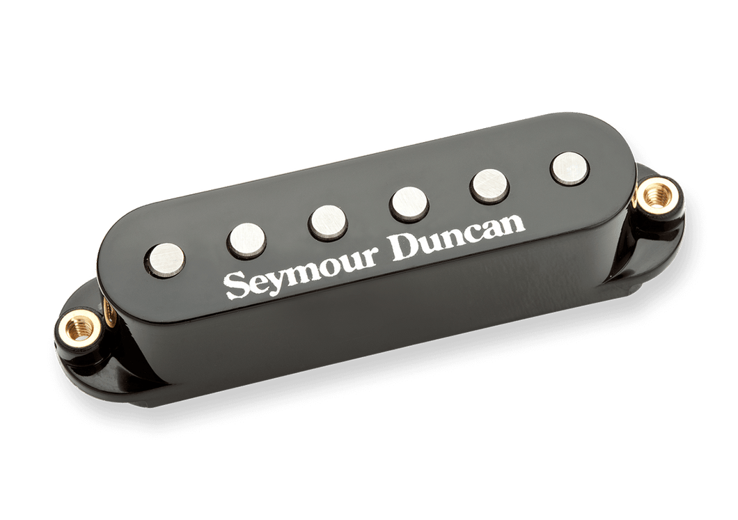 Seymour Duncan STK-S4m Stack Plus for Strat Middle Pickup - Black | The Music Gallery
