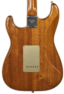 Fender Custom Shop Artisan Thinline Stratocaster Figured Koa CZ538324 - The Music Gallery