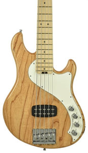 Fender® Dimension V Bass Natural SN# US14052866