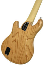 Fender® Dimension V Bass Natural | Back Right