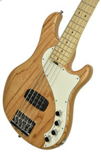 Fender® Dimension V Bass Natural | Front Right