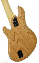 Fender® Dimension V Bass Natural | Back Left