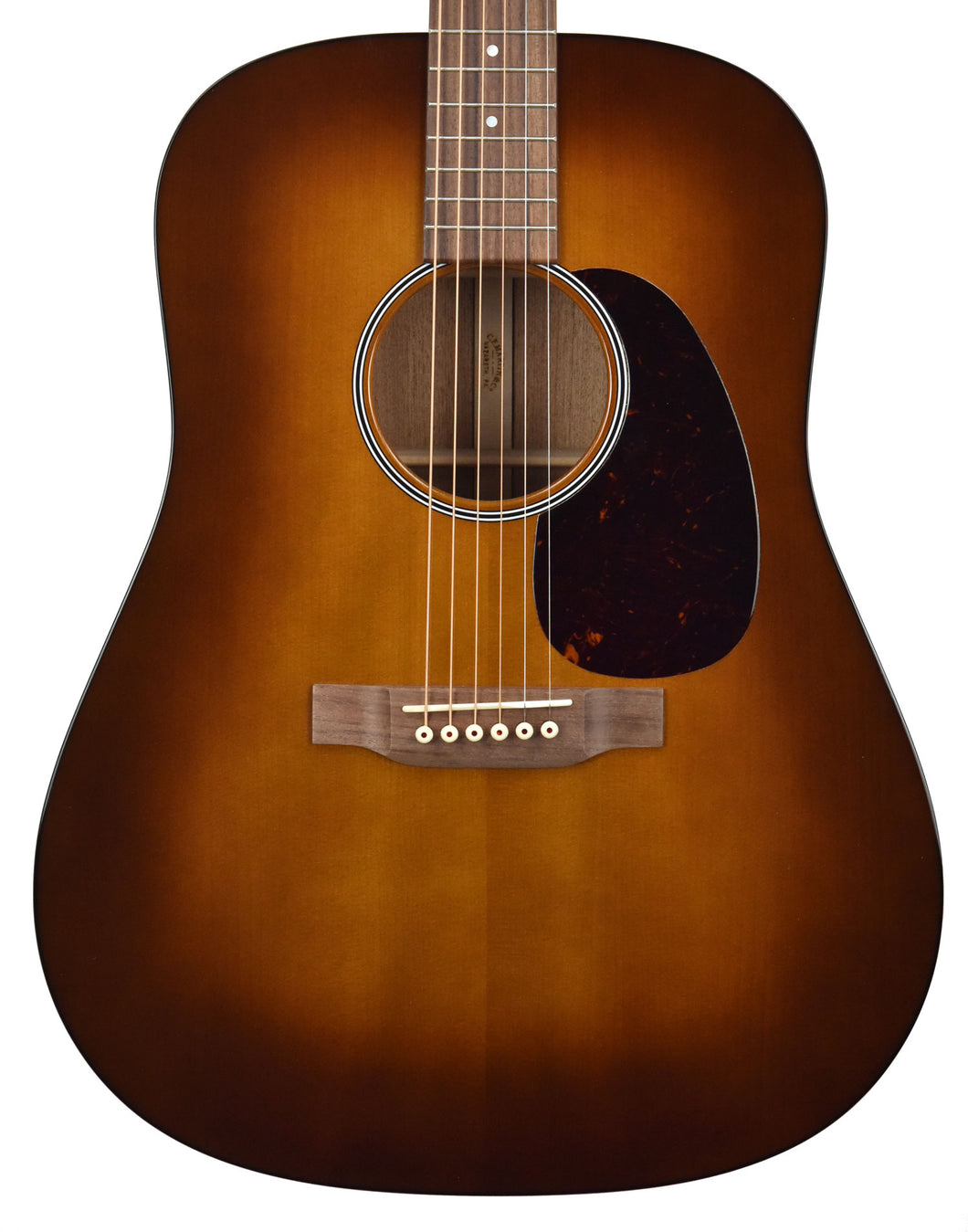 Martin Custom Shop D-18 front close