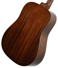 Martin Custom Shop D-18 back angle 2