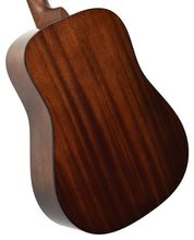 Martin Custom Shop D-18 back angle 1