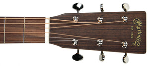 Martin Custom Shop D-18 headstock front