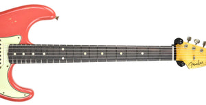 Fender Custom Shop 61 Stratocaster Relic in Fiesta Red CZ539677