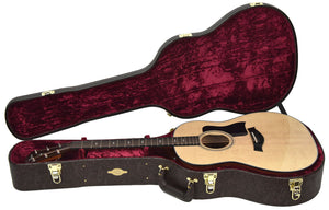 Taylor 317E V Class Bracing Acoustic Electric 1102119050 Open Case