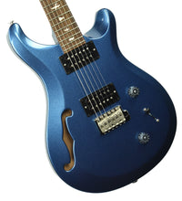PRS S2 Custom 22 Semi-Hollow in Metallic Denim SN S2028374
