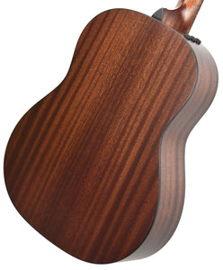 Taylor 317E V Class Bracing Acoustic Electric 1102119050 Back Angle 2