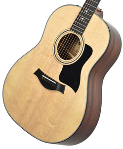 Taylor 317E V Class Bracing Acoustic Electric 1102119050 Front Angle 2