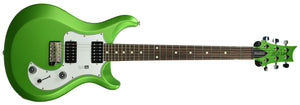 PRS S2 Standard 24 Satin Jewel Lime Metallic - Front Large