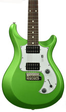PRS S2 Standard 24 Satin Jewel Lime Metallic - Front