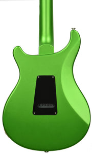 PRS S2 Standard 24 Satin Jewel Lime Metallic - Back