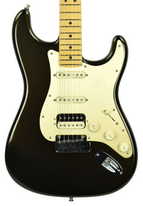 Fender American Ultra Stratocaster HSS in Texas Tea US20022785
