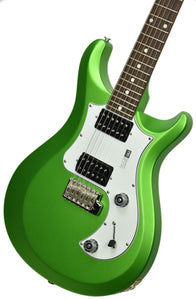 PRS S2 Standard 24 Satin Jewel Lime Metallic - Front Right
