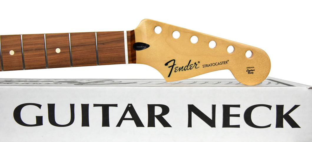 Fender Standard Series Stratocaster Replacement Neck