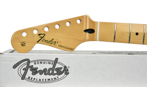Fender Left Handed Standard Stratocaster Replacement Neck