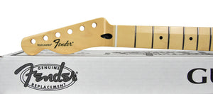Fender Left Handed Standard Telecaster Replacement Neck Maple MX18083023 - The Music Gallery