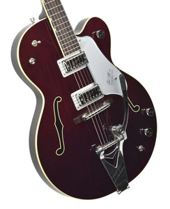 Gretsch Vintage Select G6119T '62 Tennessean Dark Cherry Stain JT18124750 | Front Angle 1 | The Music Gallery