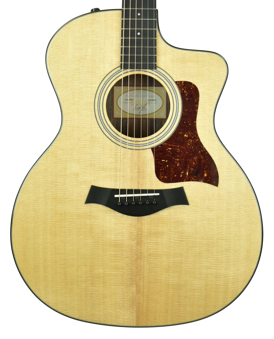 Taylor 214ce Plus Acoustic Electric Guitar 2202180505