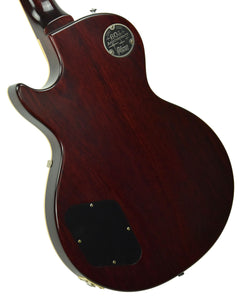 Gibson Custom 60th Anniversary 1960 Les Paul Standard V1 VOS Deep Cherry Burst 00534 - The Music Gallery