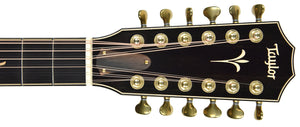 Taylor K66e 12 String Acoustic Electric Guitar 1102079071 - The Music Gallery