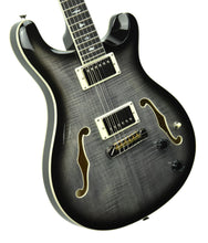 PRS SE Hollowbody II in Charcoal Burst C06351 - The Music Gallery