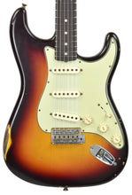 Fender Custom Shop 1961 Stratocaster Relic in 3 Tone Sunburst CZ539714