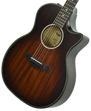 Taylor 324ce Builder's Edition Acoustic Electric in Shaded Edgeburst 1202250083