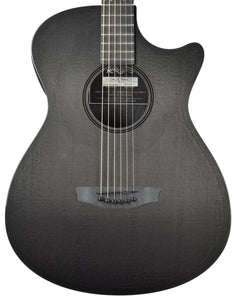 Rainsong CH-OM1000NS Acoustic Electric Guitar 18907 - The Music Gallery