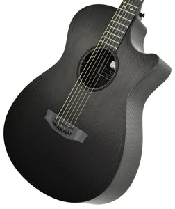 Rainsong CH-OM1000NS Acoustic Electric Guitar 18907