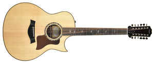 Taylor 856ce 12 string Acoustic Guitar 1112138023 - The Music Gallery