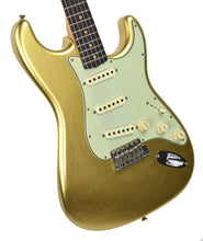 Fender Custom Shop 63 Stratocaster Journeyman Relic HLE Gold R97833