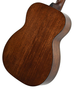 Martin 00-18 in Natural 2247588 Back Angle 2