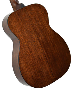 Martin 00-18 in Natural 2247588 Back Angle 1