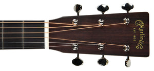 Martin 00-18 in Natural 2247588 Headstock Front